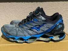 "Men's MIZUNO Wave Prophecy 7 size 9. Condition is ""USED in excellent condition"""
