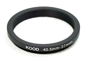 Kood Stepping Ring 40.5mm-37mm Step Down ring 40.5 - 37mm 40.5mm to 37mm ring UK