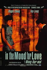 IN THE MOOD FOR LOVE Affiche Cinéma Originale ROULEE 53x40 Movie Poster Kar Wai