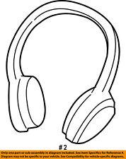 FORD OEM Entertainment System-Headphone AL1Z18C604D