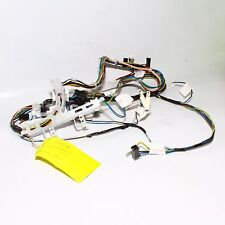 Logik L612WM15 Washing Machine Spare Part UK Wiring Loom Harness Complete Labled