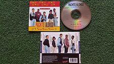 "Latin PACHITO ALONSO Y SUS KINI KINI ""Dame Un Pedacito De Tu Amor"" 1996 CD Spain"
