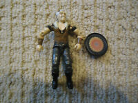 Vintage GI Joe Crystal Ball (V1) 1987 Hasbro Action Figure Cobra COMPLETE