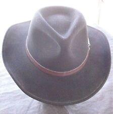 ecc721621dd Black Western Vintage Hats for Men