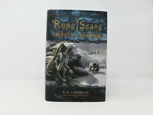 Runescape Betrayal at Falador by T. S. Church (Hardcover, 2008)