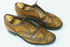 Souliers taille 39 CHURCH'S (Burwood) shoes 5 Oxford brogues