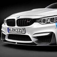 Genuine BMW F80 M3 F82 M4 LCI Front Carbon Splitter