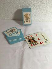 Vintage betsy clark Playing Cards Hallmark boy playing violin in box