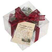 Tradition of the Christmas Nest Ornament Nest - Gift Boxed w/ Ribbon and Tag