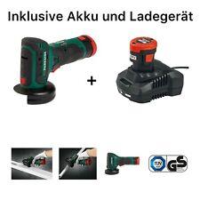 PARKSIDE X12V TEAM Akku-Winkelschleifer Handschleifer mit 2 Ah Akku & Ladegerät