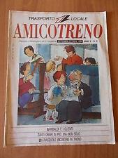 MARTIN MYSTERE su AMICO TRENO 8/1994
