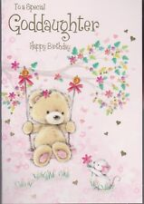 Goddaughter ~ To A Special Goddaughter ~ Birthday Wishes ~ Birthday Card