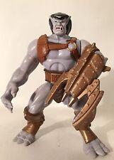 "Vintage Disney Gargoyles Battle Goliath 5"" Action Figure 1995 Cartoon BVTV Armor"