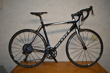 Scott CR-1 road bike, 54cm, ultra-low gearing, Sram Rival, Mavic Ksyrium wheels