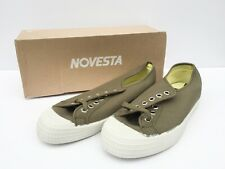 Sneaker Novesta size 41 Military Green THIS CLASSIC CANVAS SNEAKERS