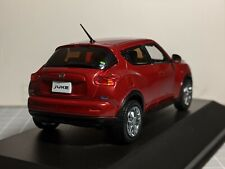 Nissan Juke JDM RHD Red 1/43 J-COLLECTION Rare