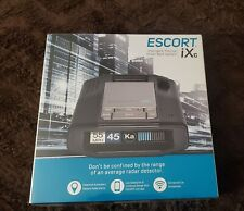 New ListingEscort iXc Radar Laser Detector WiFi Bluetooth Ivt Gps 0100039-1