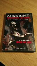 MIDNIGHT HORROR SHOW: THE MASTER COLLECTION  (DVD, 2013, 2-Disc Set)