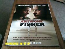 Antwone Fisher (denzel washington, derek luke) Movie Poster A2
