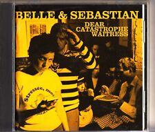Belle & Sebastian – Dear Catastrophe Waitress JAPAN CD (2003) TOCP-66220