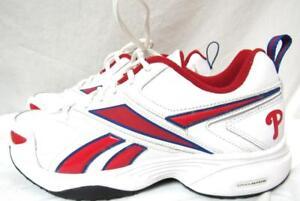 Philadelphia Phillies Mens Size 8, 11.5 13, 14 Pro Evaluate Trainer Shoe F1 10