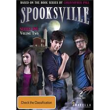 Spooksville - Season 1 Volume 2 (DVD) (Region 4) Aussie Release (LAST ONE)