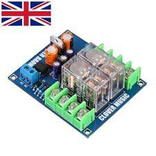 S4G1 Dual OMRON Relay 7812+UPC1237 Speaker Protection Board fr HIFI DIY AC 12-24