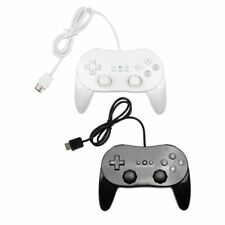 UK Classic Game Controller With Grip Joypad Gamepad For Nintendo Wii Console RB