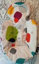 4moms Mamaroo Reversible Newborn Insert Multicolored/Polka Dot 4 moms mama roo
