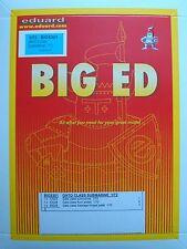 EDUARD BIG ED 5301 Upgrade für Revell® Kit Gato Submarine in 1:72