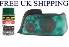 E-TECH Green Lens Tinting Spray Glass Plastic Lenses Car Motorbikes Lights tint