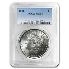 1886 Morgan Dollar MS-64 PCGS - SKU #4597
