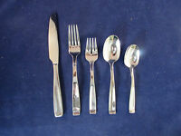 Oneida Stainless Flatware FORTE 5pc Place Setting USA MADE