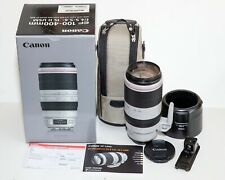 Canon EF 100-400mm f/4.5-5.6 L IS II USM Lens with Extra