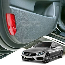 Felt Door Shield Cover Scratch Kick Protector For Benz 2016 - 2018 C Class W205