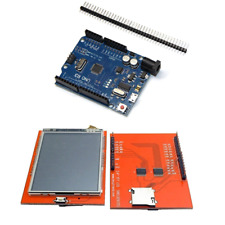 UNO R3 Kit with 2.4 Inch TFT LCD Touch Screen Module For Arduino