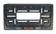 AUDI ALL MODEL FRAME USA for LICENSE PLATE PLATES A1 A2 A3 A4 A5 A6 A7 A8 Q3 Q5