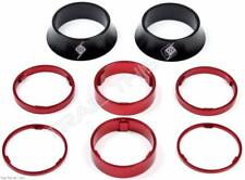 Origin8 Single Speed Hub Conversion Spacer Kit Track Fixie Road Bike - Red