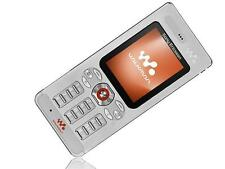 Sony Ericsson w880i Unlocked w880 3G Bluetooth MP3 Player Cell Phone