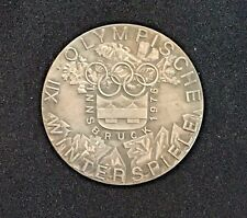 1976 Innsbruck Olympic Participation Medal