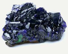 17.4g Rare Beauty Glittering Azurite Crystal Mineral Specimen/China