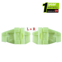 RENAULT MODUS ELECTRIC WINDOW REGULATOR REPAIR CLIPS FRONT RIGHT AND LEFT