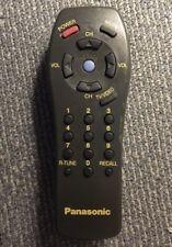 Panasonic EUR501450 TV Remote Control CT-1389VYD 13R17B 13R27W 13R31 32G7DU