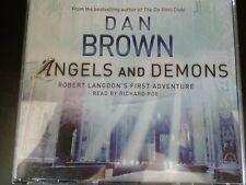 6 CD AUDIO BOOK - ANGELS AND DEMONS - Dan Brown