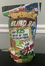 New Unopened Superhero NECA Toys Collectibles Blind Bag