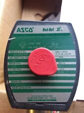 Asco red hat solenoid valve 8210G027MO