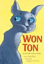 Won Ton: A Cat Tale Told in Haiku-ExLibrary