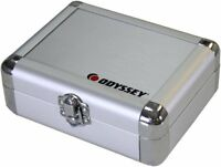 Odyssey Cases KCC2PRO2-SILVER Cartridge Case Holds 2 Concorde Cartridges New