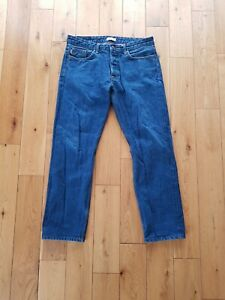 Howies Selvedge Jean's - 36R - Excellent Condition - Regular Fit - RRP £100