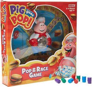 John Adams 10729 Pig Goes Pop and Race Game